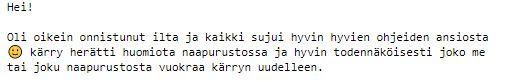 Kylpytynnyrin vuokraus Turku - Lainatynnyri - Kokemuksia (4)